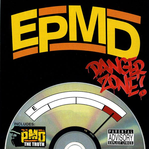EPMD - Danger Zone / The Truth