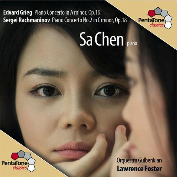 Sa Chen - Rachmaninov: Piano Concerto No. 2 - Grieg: Piano Concerto