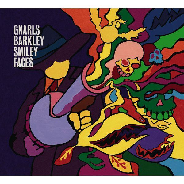 Gnarls Barkley - Smiley Faces (Instrumental)