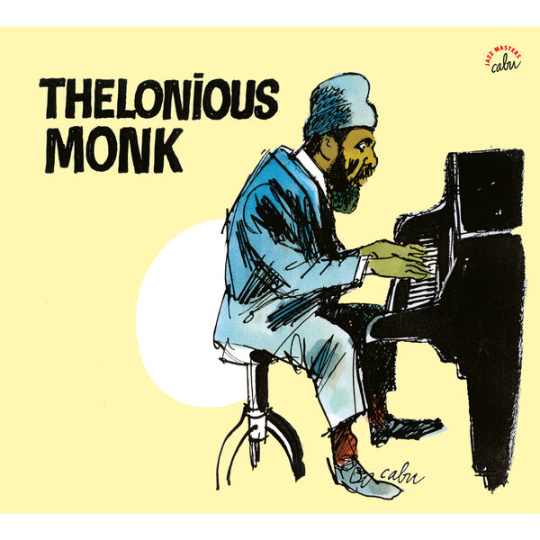 Thelonious Monk - BD Music & Cabu Present Thelonious Monk