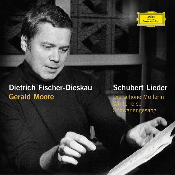 Dietrich Fischer-Dieskau - Schubert: Lieder