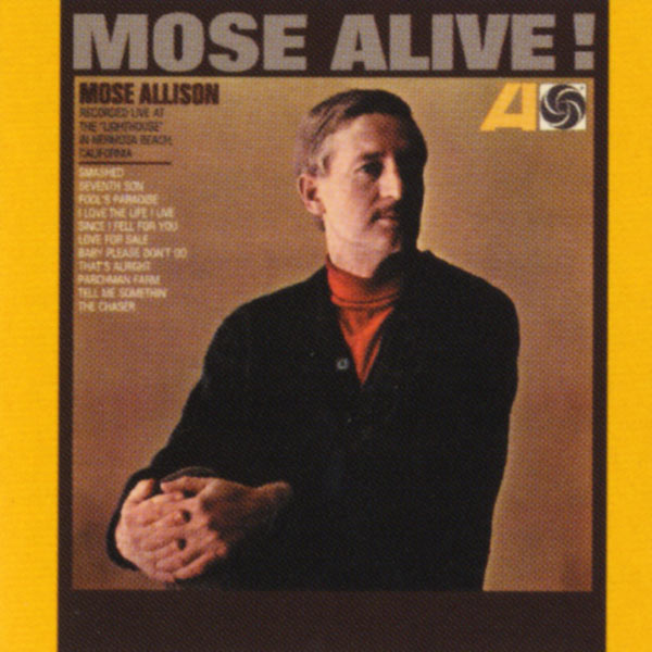 Mose Allison - Mose Alive!