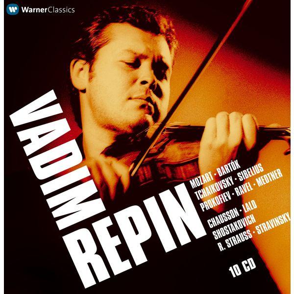 Vadim Repin - The Collected Recordings of Vadim Repin