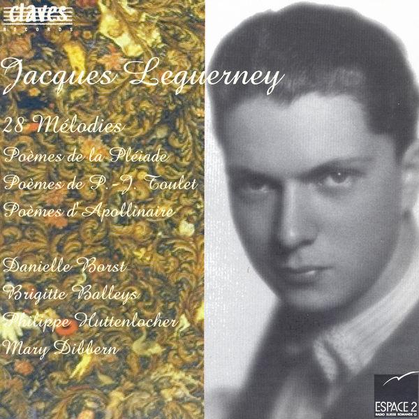 Various Artists - Jacques Leguerney : 28 Mélodies