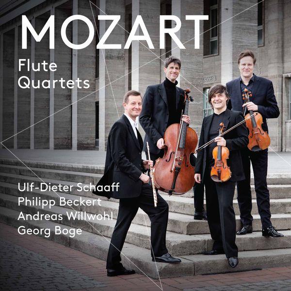 Ulf-Dieter Schaaff - Mozart: Flute Quartets