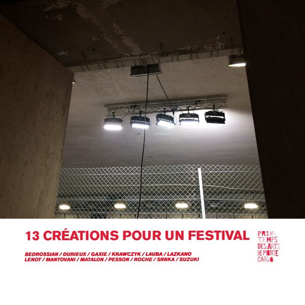 Nathanaël Gouin - 13 Créations pour un festival