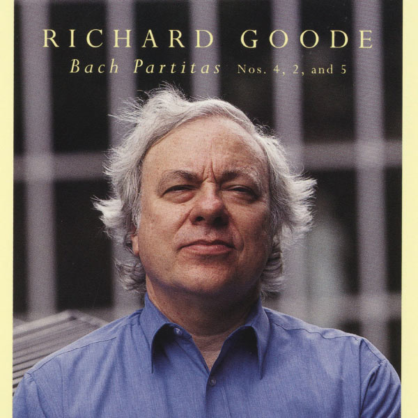 Richard Goode - Bach Partitas: Nos. 4, 2 & 5