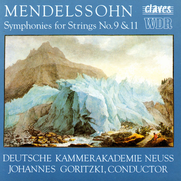 Felix Mendelssohn|Mendelssohn/ String Symphonies Nos. 9 & 11