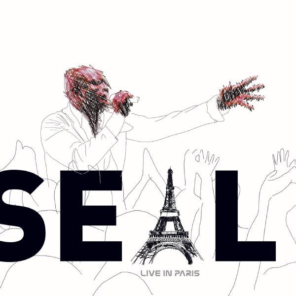 Seal|Live in Paris (CD/DVD   Smartpak)