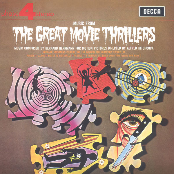 London Philharmonic Orchestra - Music From The Great Movie Thrillers