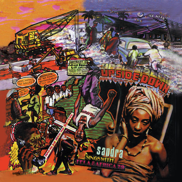 Upside Down | Fela Kuti – Download and listen to the album
