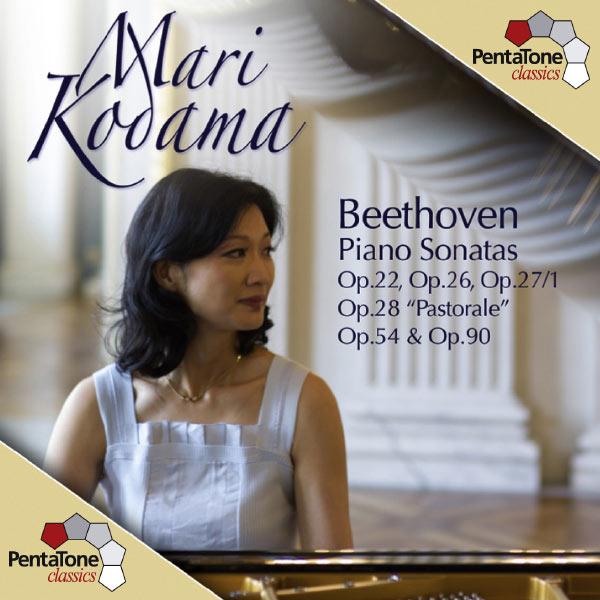 Mari Kodama - Beethoven: Piano Sonatas Nos. 11-13, 15, 22 & 27