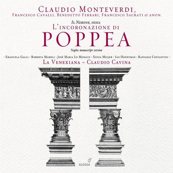 Claudio Cavina - Monteverdi: L'incoronazione di Poppea