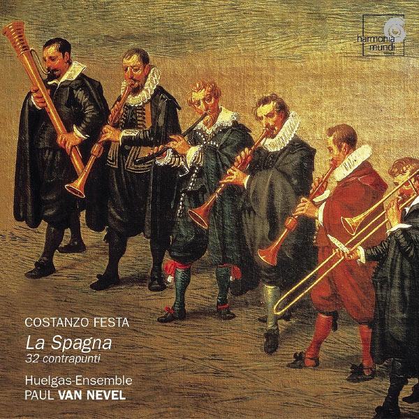 "Paul Van Nevel - Costanzo Festa : 32 Variations on ""La Spagna"""