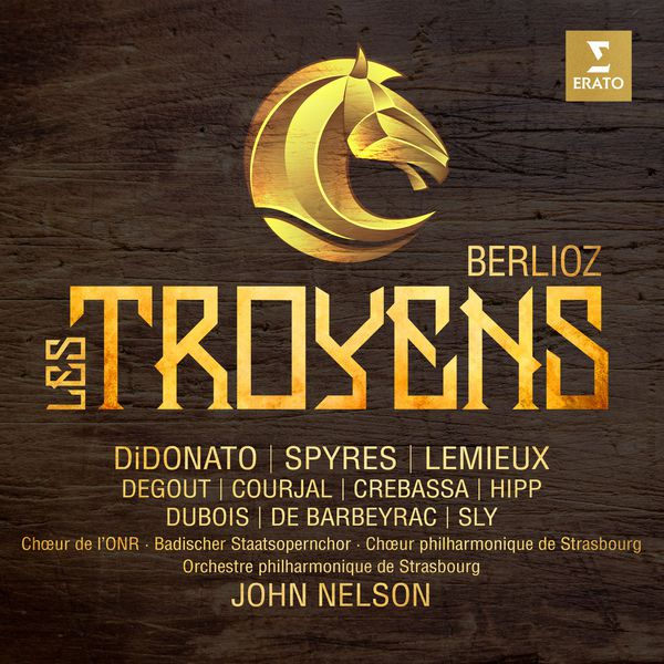 John Nelson - Berlioz : Les Troyens (Live)