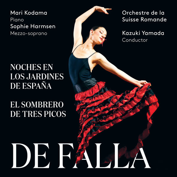 Orchestre De La Suisse Romande - Falla: Noches en los Jardines de España, El sombrero de tres picos