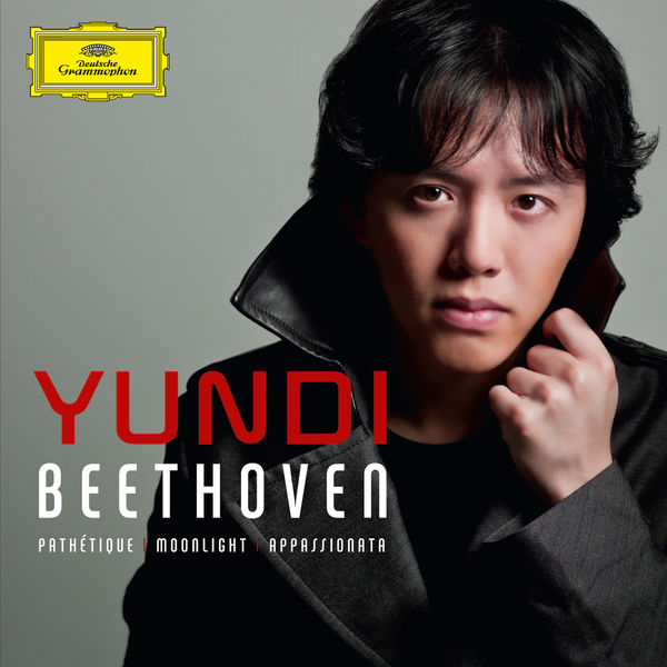 Yundi Li - Beethoven - Pathétique, Moonlight, Appassionata