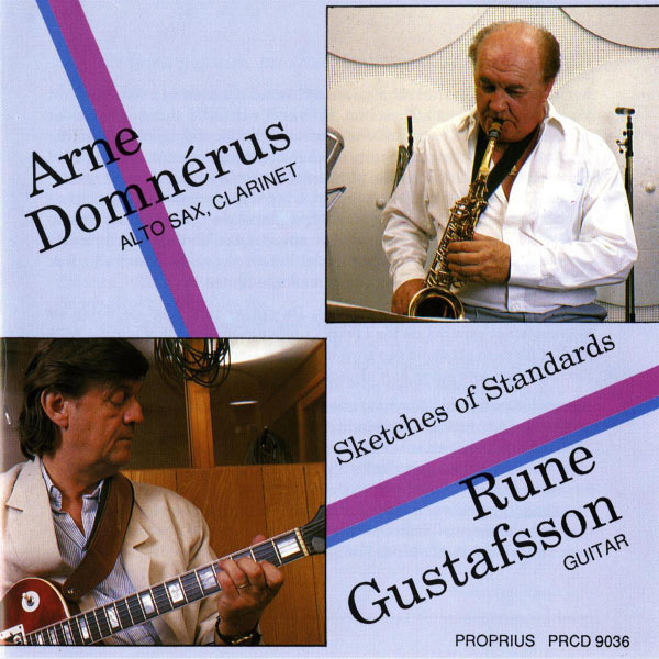 Arne Domnerus - Domnerus, Arne: Sketches of Standards
