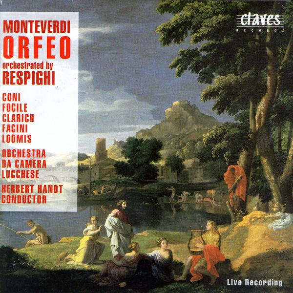 Claudio Monteverdi - Orfeo (orch. Respighi)