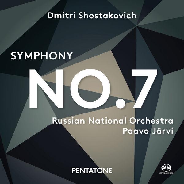 Paavo Järvi - Shostakovich : Symphony No.7