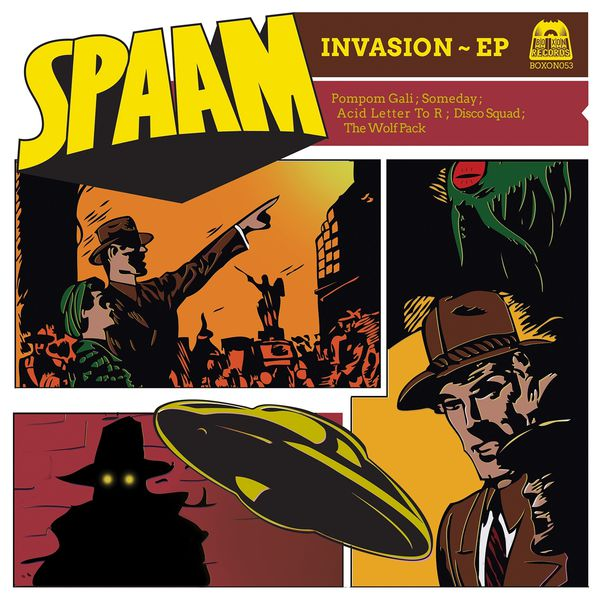Spaam - Invasion