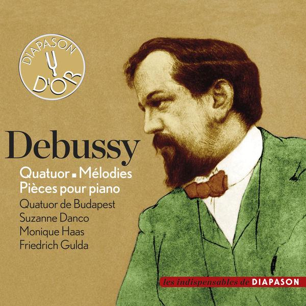 Various Performers - Debussy: Quatuor, Mélodies...(Diapason n°602)