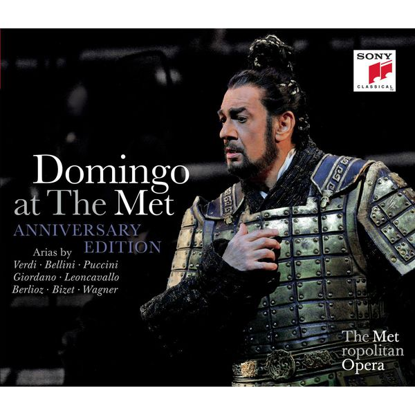 Plácido Domingo - Plácido Domingo at the MET