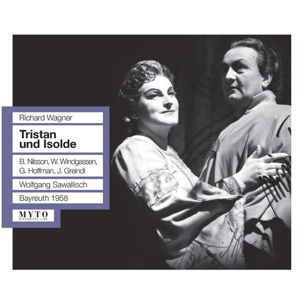 Wolfgang Sawallisch - Tristan und Isolde  (Intégrale)