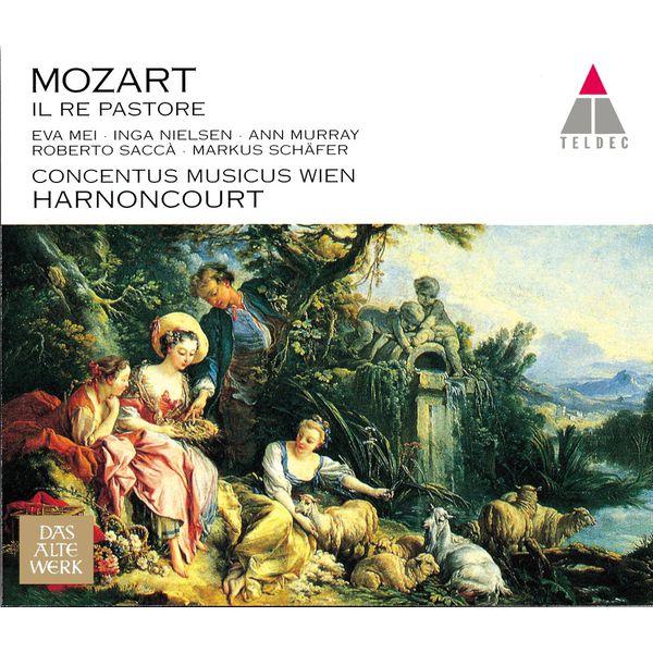 Nikolaus Harnoncourt - Mozart : Il re Pastore
