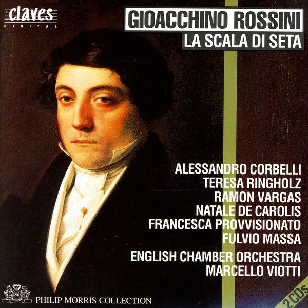 Gioachino Rossini - Rossini: La Scala di Seta, Early One-Act Operas, Vol. 5/5