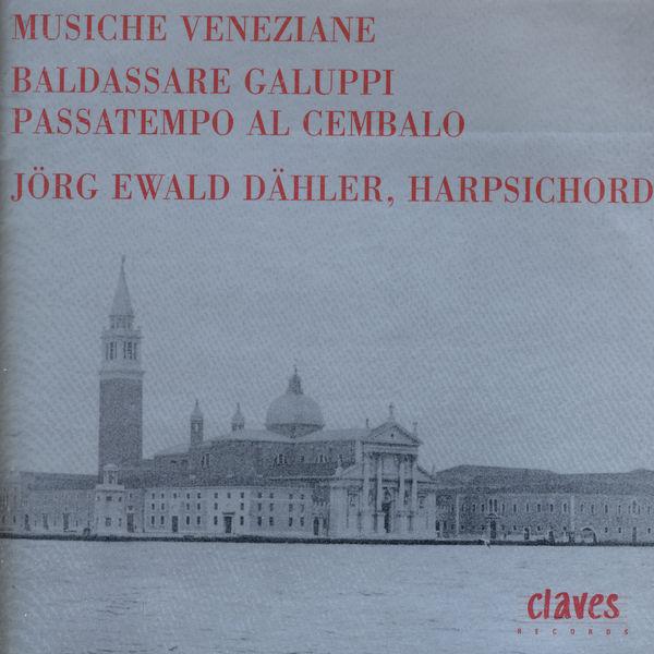 Baldassare Galuppi - Galuppi: Passatempo Al Cembalo