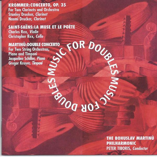 Franz Krommer - Music For Doubles