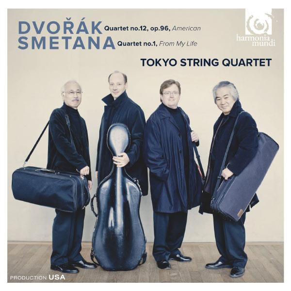 Tokyo String Quartet - Dvorak: Quartet No.12 - Smetana: Quartet No.1