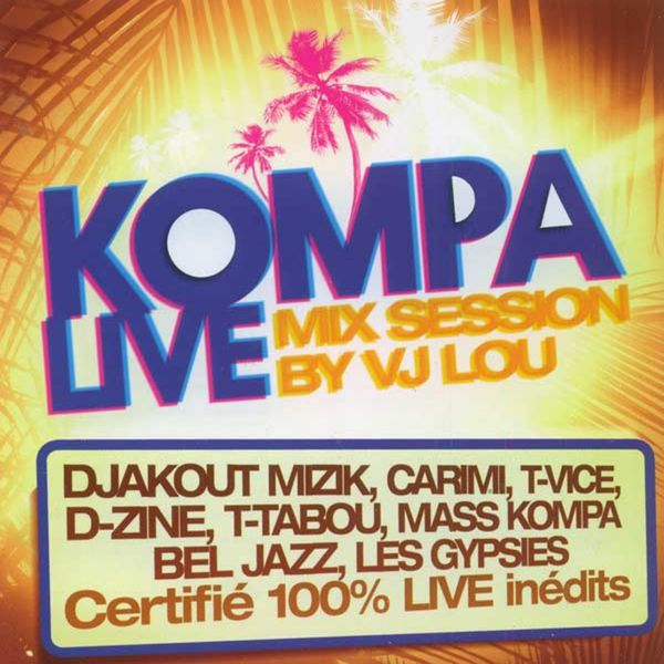 Various Artists - Kompa Live