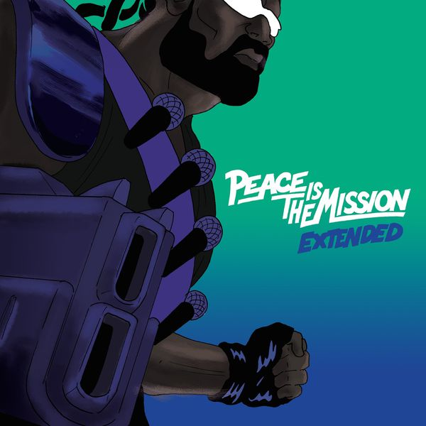 Major Lazer - Peace Is The Mission : Extended