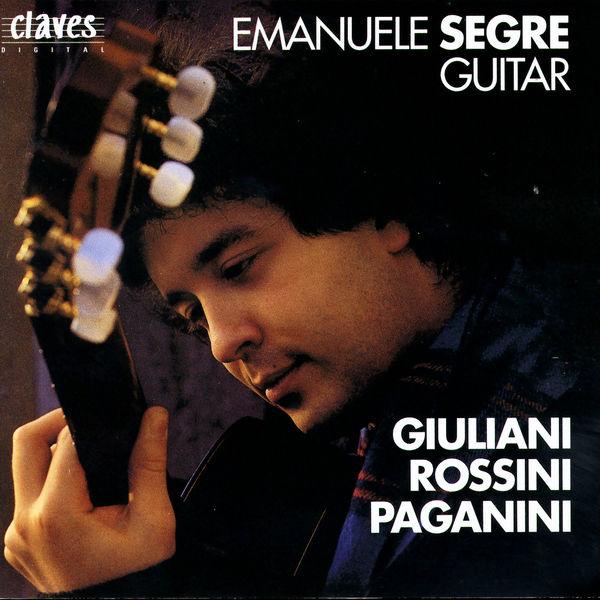 Mauro Giuliani -  Romantic Italian Pieces for Guitar