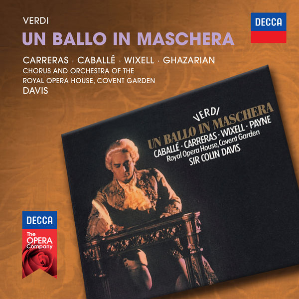Montserrat Caballé - Verdi: Un Ballo In Maschera