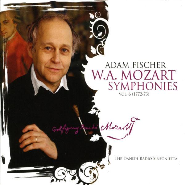 Adam Fischer -  Symphonies v. 6