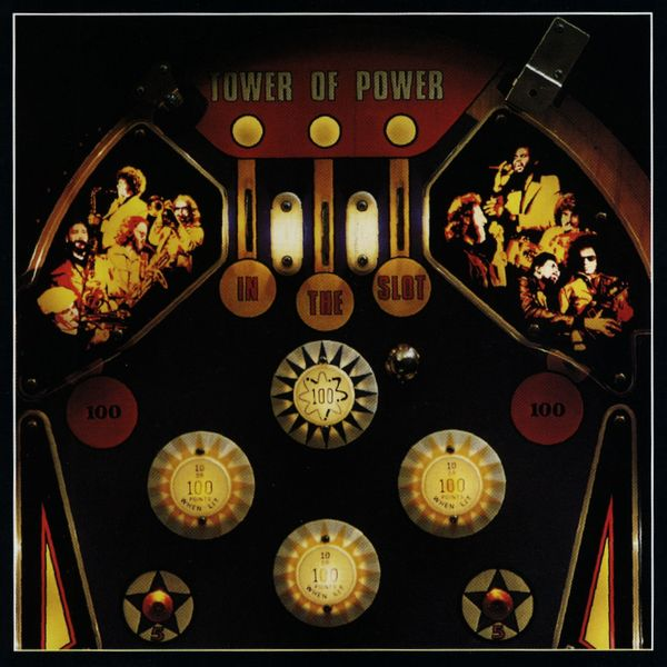 Tower Of Power - In The Slot