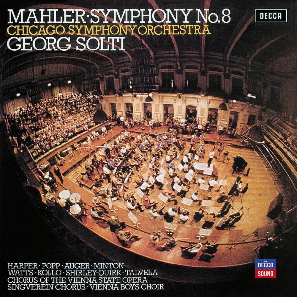 Heather Harper - Mahler: Symphony No.8