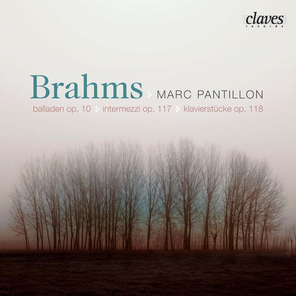 Johannes Brahms - Brahms: Balladen Op. 10, Intermezzi Op. 117 - Klavierstücke Op. 118