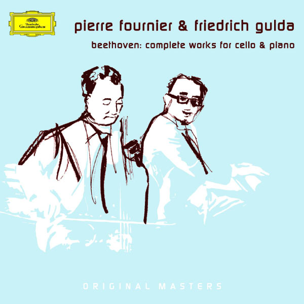 Pierre Fournier - Beethoven: Complete Works for Cello and Piano