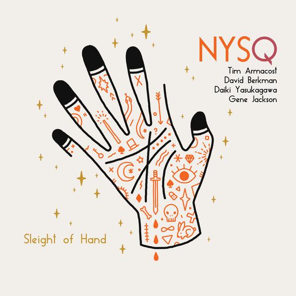 New York Standards Quartet - Sleight of Hand (feat. Tim Armacost, David Berkman, Daiki Yasukagawa & Gene Jackson)