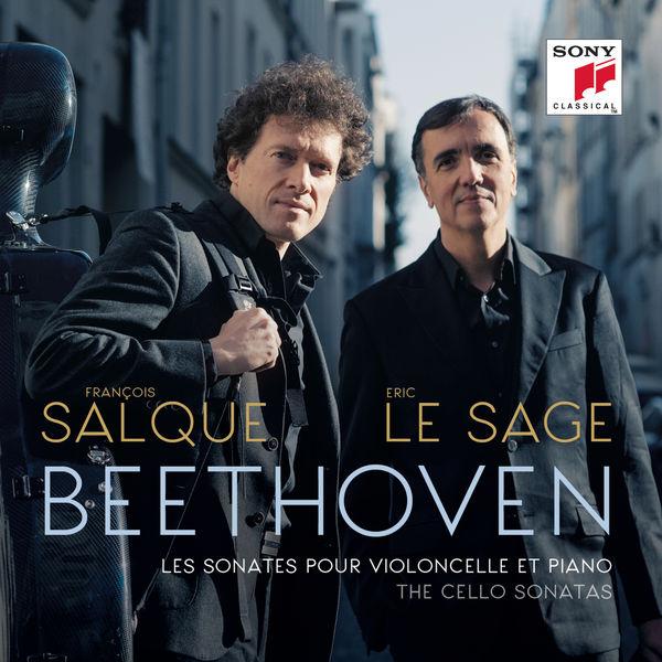 François Salque - Beethoven: Sonates pour violoncelle et piano
