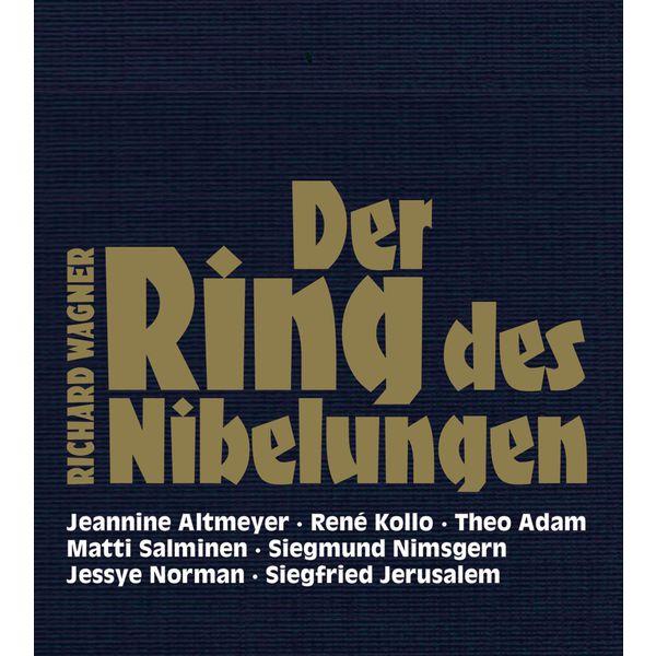 Marek Janowski - Marek Janowski - Der Ring des Nibelungen (Deluxe Edition)