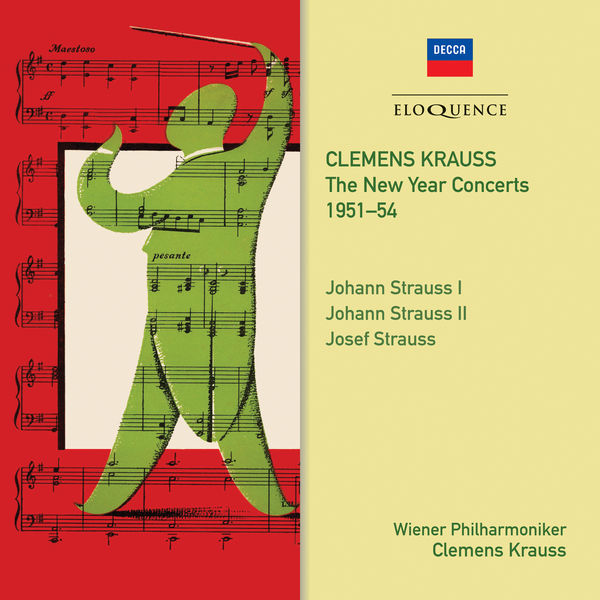 Clemens Krauss - The New Year Concerts (1951-1954)