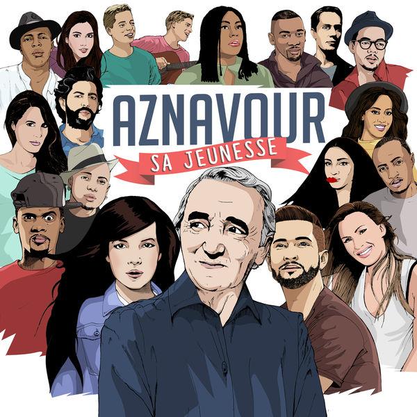 Various Artists - Aznavour, sa jeunesse