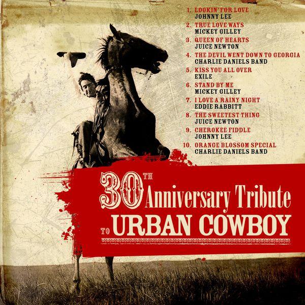 Johhny Lee - 30th Anniversary Tribute to Urban Cowboy