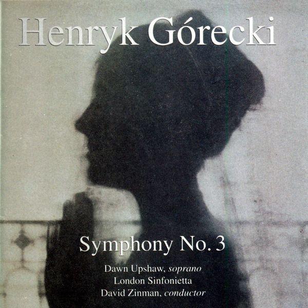 Dawn Upshaw - Gorecki: Symphony No. 3