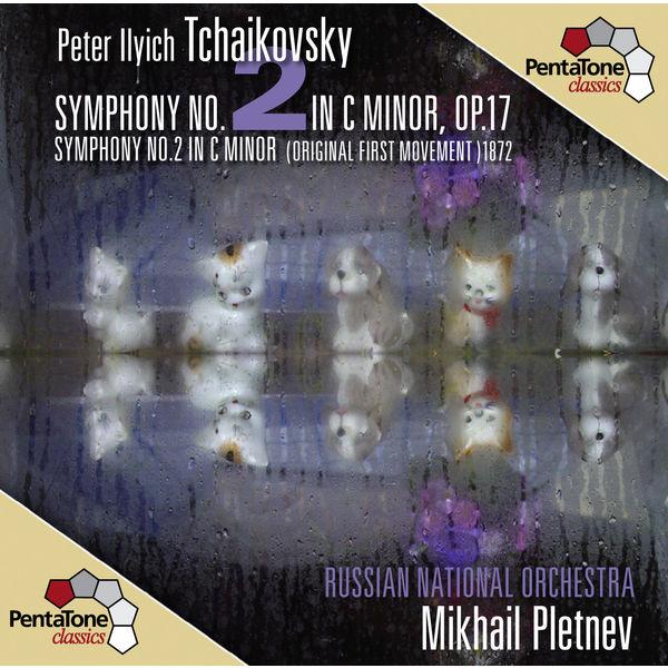 "Russian National Orchestra - Piotr Ilyitch Tchaikovski : Symphonie n°2 ""Petite Russie"", Op.17"